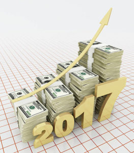 Median Incomes are on the rise in 2017